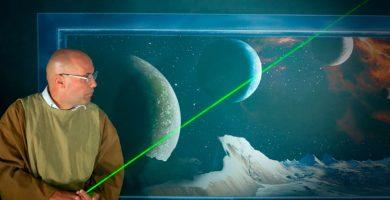 sabre laser magie